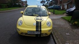 VW Beetle 11 monts MOT