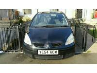 Mitsubishi colt equipe automatic 1.5 diesel