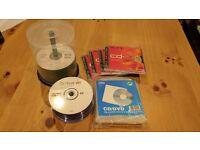 CD-R, DVD-R, CD-RW, Wallets