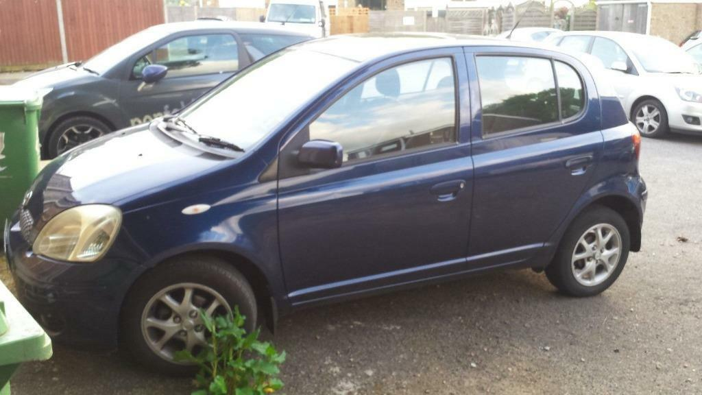 toyota yaris d4d t spirit 2003 in bethnal green london gumtree. Black Bedroom Furniture Sets. Home Design Ideas