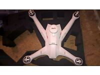 Walkera Scout X4 FPV GPS G-3D iLook+ F12E w/ Ground Station white RC Quadcopter drone