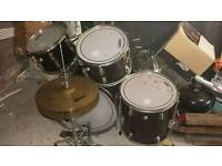 Paiste Thunder Drumset set
