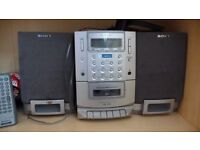 Sony compact mini stereo system PMC – R35L