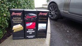 Car detailing kit supagard