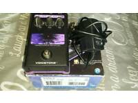 TC Helicon X1 Megaphone & Distortion VoiceTone Pedal