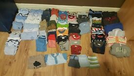 Boys 0-3 Bundle of 68 items