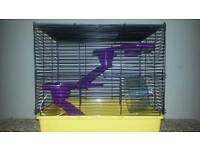 hamster / rat cage