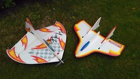 Radio Controlled Electric Planes