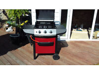 GAS BBQ & BOTTLE, GREAT CONDITION. PEACEHAVEN