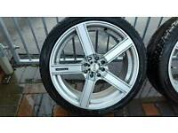 Multifit Alloy wheels set of 4