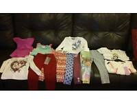 Bundle of girl's clothes aged 3-4 years - brand new with tags