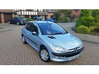 2003 Peugeot 206 1.4 LX Petrol - Lovely Example & High Trim Level