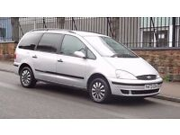 2001 Ford Galaxy 2.3 LX 7 Seater, Two Owners from New, Long MOT, Must see!