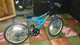boys mountain bike in great condition