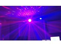 NUMARK, MIXER, AMPLIFIER, LIGHTS, SPEAKERS STANDING POLES, EVERYTHING WORKING VERY GOOD CONDITION