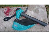 Bosch Garden Leaf Blower and mulcher / Vacuum