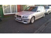 BMW M-SPORT 2.0D ESTATE FULL LOADED £1450