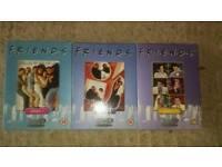 9x Friends DVDs