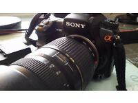 Sony A700 en perfect work condition.