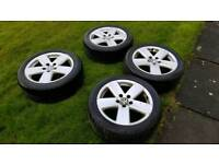 Vw passat b6 Monte Carlo alloys with tyres need gone offers