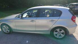 BMW 1 Series. FSH. £30 Road Tax!