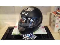 BOX BX1 HELMET NEW WITH TAGS IN EXCELLENT CONDITION