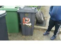 Wheelie bin for sale