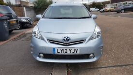 2012 Toyota Prius + Hybrid 1.8 Petrol | 3 Months Warranty Included