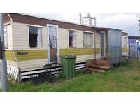 2 Bedroom Static Caravan for Sale - Upgrading required