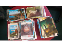 Bulk Lot - 100's Vintage Postcards & Magazines