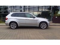 BMW X5 3.0SD ///M Sport 7 Seats Auto 282 BHP Twin Turbo, FULLY LOADED, Pan Roof, Comfort Seats, FSH