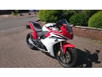 Honda CBR600F .Vgc with only 1 owner,and full honda service history +12 months MOT