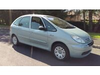 Citroen Picasso 1.6 HDi (Diesel) Low Mileage. 2017 M.O.T. A Well Looked After Car. PX Possible