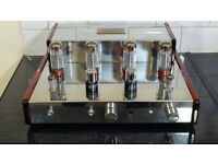 Amplifon EL34 Ultralinear valve / tube integrated amplifier