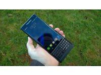 Blackberry priv perfect condition boxed