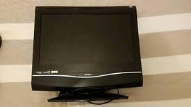 19 inch bush TV - HD ready, 2nd hand