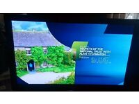 """SAMSUNG 50"""" FULL HD 1080P PLASMA TV FREEVIEW/PIANO BLACK FINISH/100HZ/ EXCELLENT CONDITION NO OFFERS"""