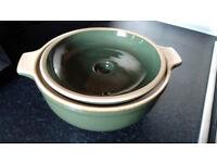 Denby Classic casserole style pot.
