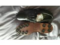 Footjoy classic golf shoes worn once