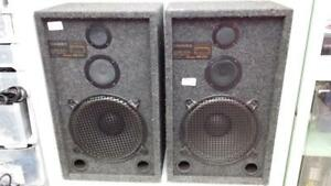 Samaurai Speakers. We Buy and Sell Used Pro Audio! (#3303) AT820477
