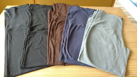 Maternity trousers bundle (over the bump) 14/16