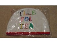 Brand new large tea cosy 'Time for tea'