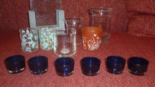 15 verschiedene gl ser zum dekorieren dekomaterial teelichter in baden w rttemberg. Black Bedroom Furniture Sets. Home Design Ideas