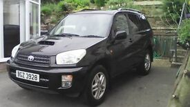 toyota rav4 in excellent condition