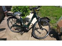 EBCO UCL-80 ebike e bike New zero miles