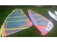 Windsurf kit x2