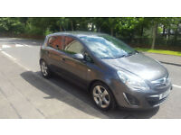 Vauxhall Corsa 1.2 sxi 5 door hatchback long MOT serviced in may ideal first car excellet condition