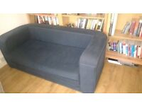 2 seater sofa bed - FREE