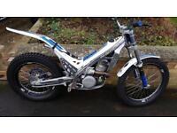 Sherco 320 4t Scottish 6 day trials bike