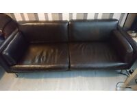 Ikea Sofa, 3 seater, good condition, used Price Negotiable COLLECTION ONLY